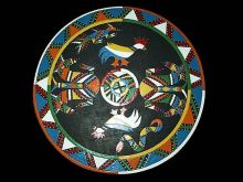 Ciel de case, artisanat Amérindien