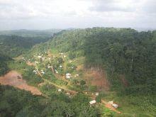 St.-Elie, vue aérienne
